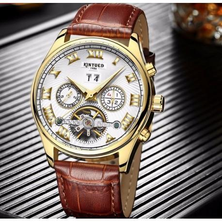 Elegantní mechanické hodinky Poatie