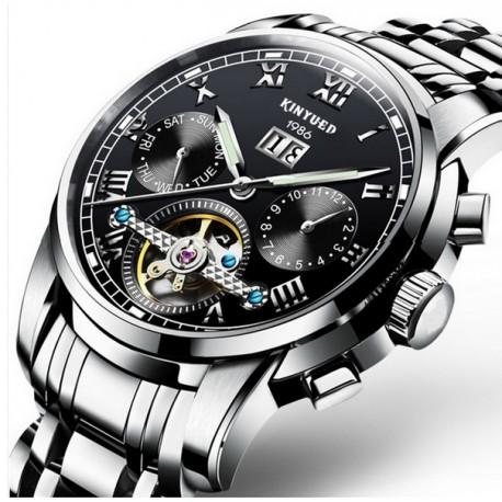 Mechanické hodinky Romulus black