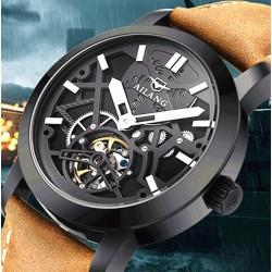 Vojenské Automatické hodinky Military SX8