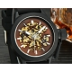 Masivní automatické hodinky Ace brown