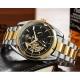 Ocelové automatické hodinky Rex Hol 100