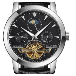 Mechanické hodinky Saphole Carbon