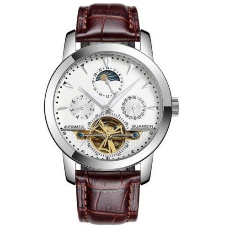 Mechanické hodinky Saphole Goldblack